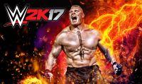 WWE 2K17 - Ecco il trailer per gli 'Astri Nascenti'