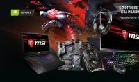 MSI partecipa a Milan Games Week 2018
