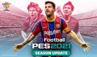 PES 2021 - Il derby della capitale si gioca anche in digitale