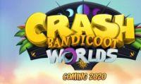 Crash Bandicoot Worlds - Activision sta inviando nuovo materiale promozionale agli influencer
