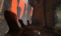 Quake Champions - Nuova arena The Molten Falls ora disponibile