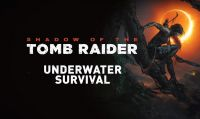 Shadow of the Tomb Raider - L'esplorazione subacquea si mostra in un nuovo video gameplay