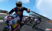 MotoGP 13: nuovo DLC Red Bull Rookies Cup