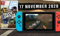 Truck Driver è in arrivo su Nintendo Switch