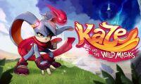 Kaze and the Wild Masks si avvicina all'uscita annunciata per il 26 marzo 2021
