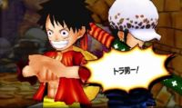 One Piece: Super Grand Battle X - Video gameplay The Worst vs The Worst