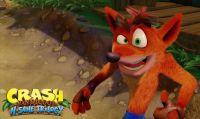 Crash Bandicot N. Sane Trilogy prima su PS4 poi su altre piattaforme?
