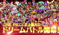 Nuovo trailer di One Piece: Super Grand Battle