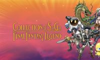 "Il trailer ufficiale di ""Collection of Saga Final Fantasy Legend"" debutta al TGS 2020"