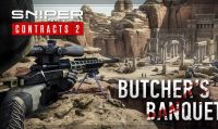 """Sniper Ghost Warrior Contracts 2 – Disponibile l'update """"BUTCHER'S BANQUET"""""""