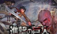 Attack on Titan: Humanity in Chains arriverà a maggio in Europa