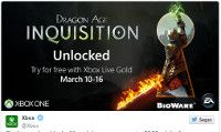 Dragon Age: Inquisition - Provalo gratis fino al 16 marzo