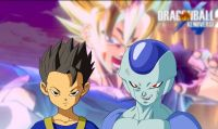 DB Xenoverse 2 - Disponibile il DLC Pack con Cabbe e Frost