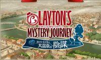 Layton's Mystery Journey: Katrielle e il Complotto dei Milionari arriva il 20 luglio su iOS e Android