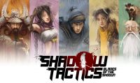 Shadow Tactics: Blades of the Shogun è disponibile per PS4 e Xbox One