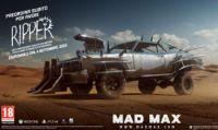 Data di uscita e Bonus pre-order per Mad Max