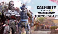 Call of Duty: Mobile offre ai giocatori un'avventura virtuale a Tokyo da sabato 17 aprile