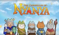 The Chronicles of Nyanya – Ecco i personaggi principali e un nuovo teaser