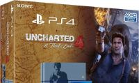 Uncharted 4 - Amazon svela ufficialmente il Bundle PS4