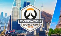 La Overwatch World Cup fa tappa a Parigi