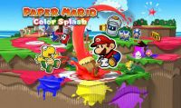 Due nuovi trailer per Paper Mario: Color Splash