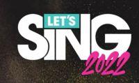 Let's Sing 2022 sarà disponibile a Novembre