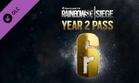 Ubisoft rilascia il pass ''Year 2'' di Rainbow Six Siege