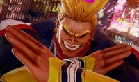 Jump Force – Ecco il trailer di All-Might