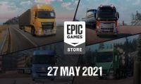 Truck Driver verrà lanciato su Epic Games Store il 27 maggio