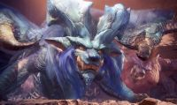 Monster Hunter World - Il nuovo update aggiunge la Lunastra