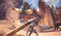 Monster Hunter: World introduce un'altra specie di Drago Anziano