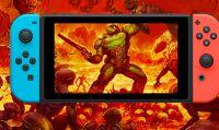 Doom si aggiorna alla versione 1.1.1 su Nintendo Switch