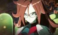 L'Androide 21 è la protagonista del nuovo trailer di Dragon Ball FighterZ