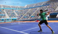 Tennis World Tour è disponibile su PlayStation 4