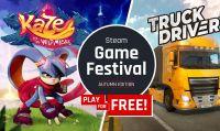 Soedesco prende parte allo Steam Game Festival