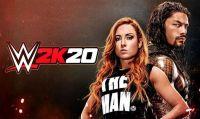 WWE 2K20 - Gli utenti lamentano tantissimi bug