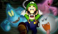 Luigi's Mansion 3DS - Ecco i primi 12 minuti di gioco