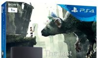 In arrivo un Bundle PS4 Slim con The Last Guardian