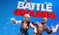 WWE 2K Battlegrounds - Il nuovo trailer vede protagonisti Mauro Ranallo e Jerry 'The King' Lawler
