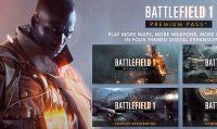 Il Premium Pass di Battlefield 1 gratuito su PC dall'11 settembre