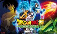 Anime Factory svela il cast dei doppiatori italiani di Dragon Ball Super: Broly - Il film