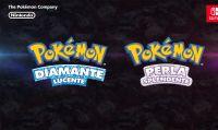 Annunciati Pokémon Diamante Lucente e Perla Splendente