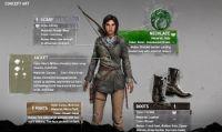 Rise of The Tomb Raider - Nuovi Concept Art svelano l'equipaggiamento