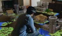 Microsoft sta studiando per un VR senza controller per le mani