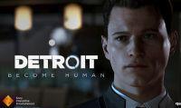 E3 Sony - Mostrata la prima scena di Detroit Become Human