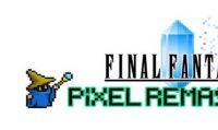 Final Fantasy Pixel Remaster - I primi tre titoli sono ora disponibili