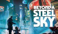 Ecco tutti i segreti dello stile di Beyond a Steel Sky nel diario degli sviluppatori