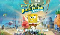 Il nuovo 'multiplayer trailer' di SpongeBob SquarePants: Battle for Bikini Bottom Rehydrated mostra la nuovissima horde mode