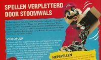 10.000 contraffatti ''Nintendo'' sotto il rullo compressore