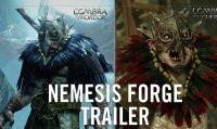 La Terra di Mezzo: L'Ombra della Guerra - Un filmato ci mostra il ''Nemesis Forge''